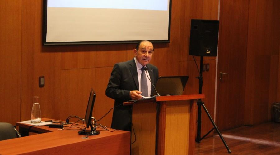 Cónsul de Chile en El Líbano analizó el contexto geopolítico del Medio Oriente