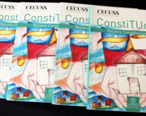 """La Constitución en """"modo"""" literario"""