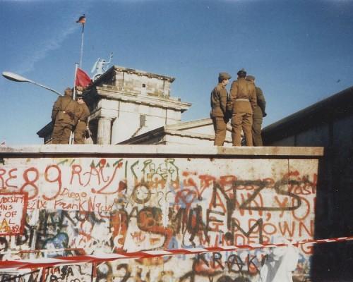 Muro de Berlín: La utopía eclipsada
