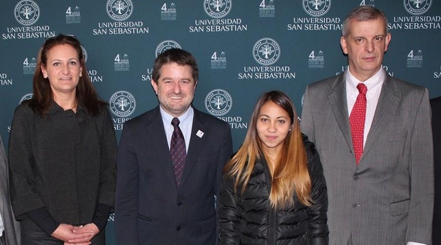 Intendente Orrego inauguró Año Académico 2015 de Derecho USS Santiago
