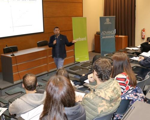 Arcadio Cerda, profesor y experto en negocios e innovación.