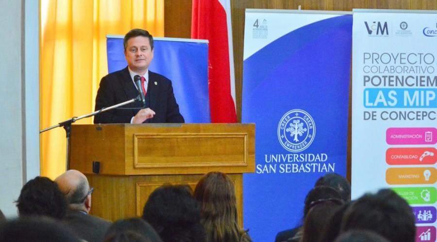 alcalde de Concepción