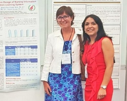 Congreso Nursing Informatics