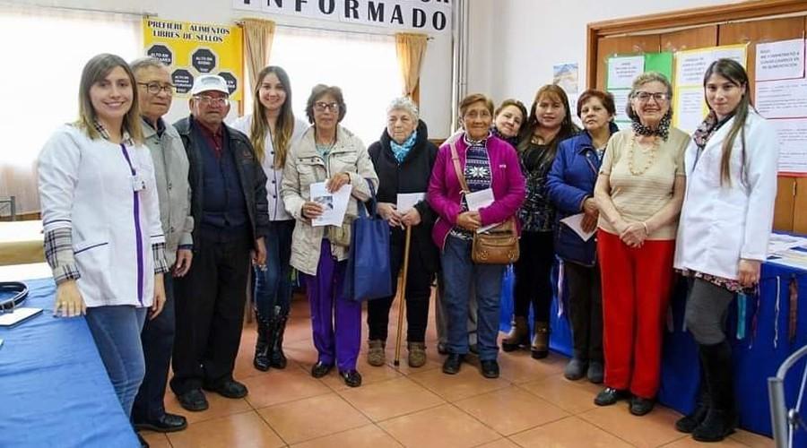 Nutrición y Dietética realizó operativo gratuito en Río Bueno