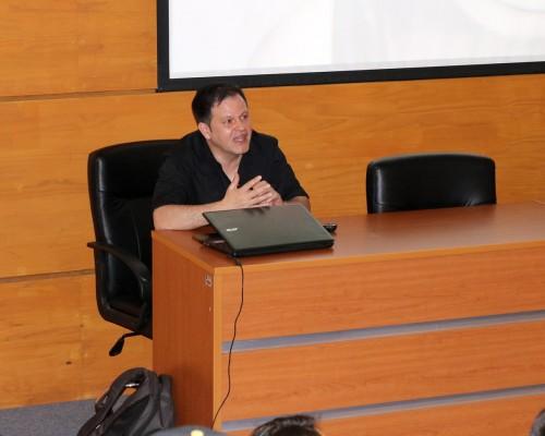 Francisco Vidal, publicista, es académico de la Facultad de Ingeniería y Tecnología de la USS Concepción.