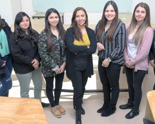 Mujeres en Ingeniería USS nace en la sede Concepción
