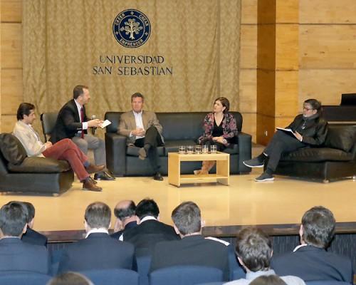 Facultad de Ingeniería y Tecnología de la USS Concepción realizó un seminario junto a la Embajada de Finlandia.