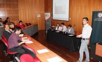 El Centro de Estudiantes de Ingeniería Civil USS Santiago invitó a este encuentro para conocer aspectos y desafíos de la profesión.