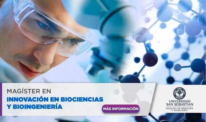 Magíster en Innovación en Biociencias y Bioingeniería