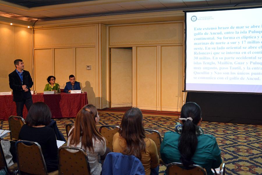El Dr. Alejandro Caroca expuso en Congreso de Medicina Familia en Valdivia sobre los aspectos legales más relevantes en la investigación científica.