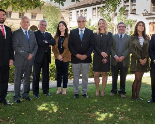 Reunión mensual de la Asociación chilena de la Enseñanza de la Odontología se realizó en campus Los Leones de Providencia.