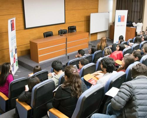 Mesa Regional Intersectorial de Salud Bucal, que integra la USS, se reunió en la sede Concepción.
