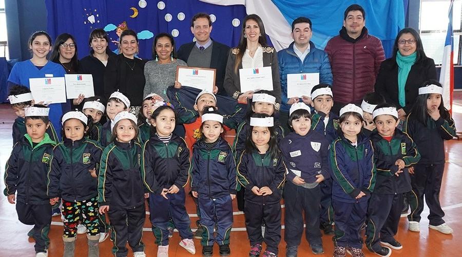 Odontología realizó atención dental en Colegio Los Alerces de Puerto Montt