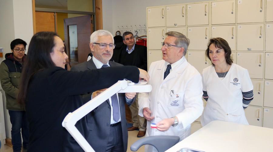 Odontologia-USS-Concepcion-inauguro-Laboratorio-de-Bioelementos-y-Rehabilitación-4