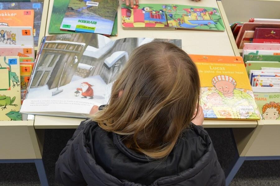 niña-lectura