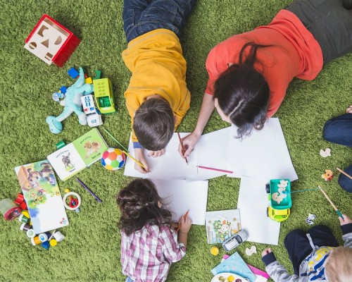¿Cómo apoyar a los niños en situaciones de crisis social?