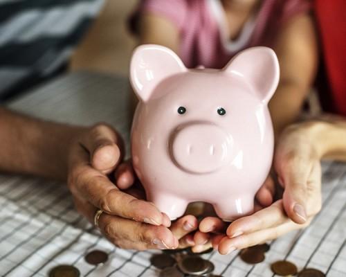 Conversaciones sobre dinero como inversión a largo plazo