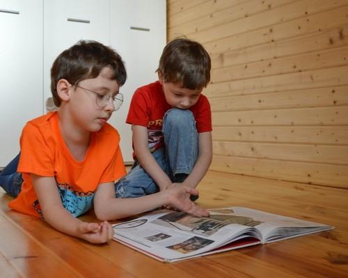 Efectos del confinamiento en niños
