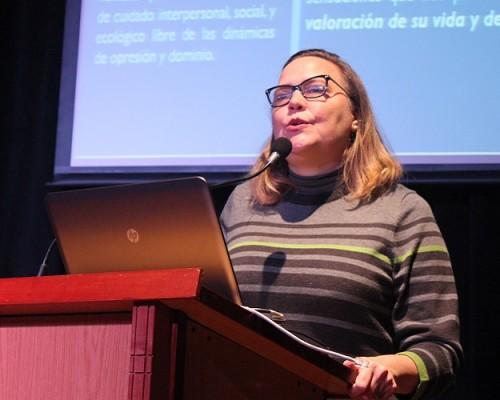 Anna Christine Grellert, experta y asesora regional de desarrollo de la niñez en World Vision.