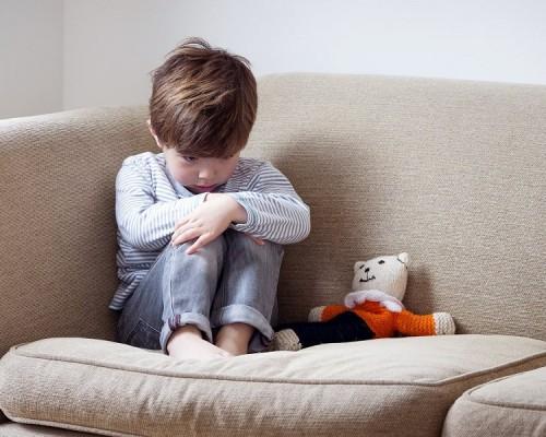 depresion infantil