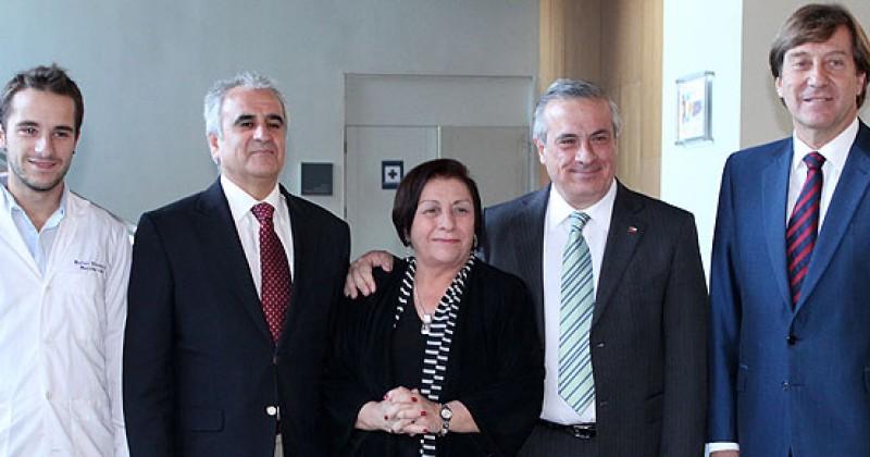 Ministro de Salud inauguró año académico de Facultad de Medicina USS