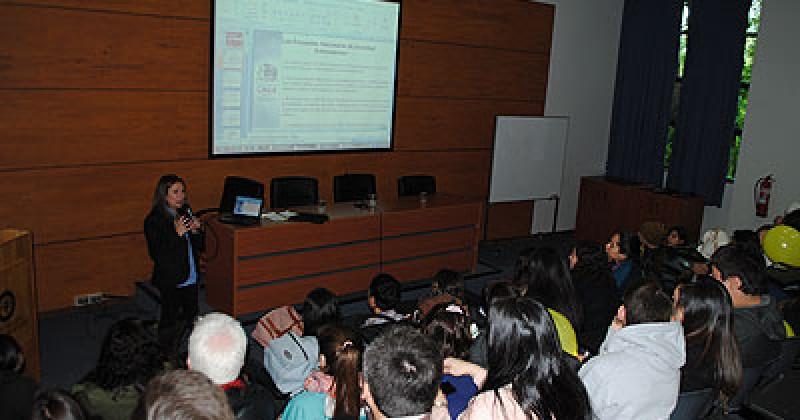 Semana de la Psicología contó con destacadas conferencias en Concepción