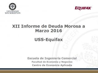 XII Equifax
