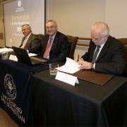 Instituto de Políticas Públicas en Salud USS realizó coloquio con la U. ISalud de Argentina