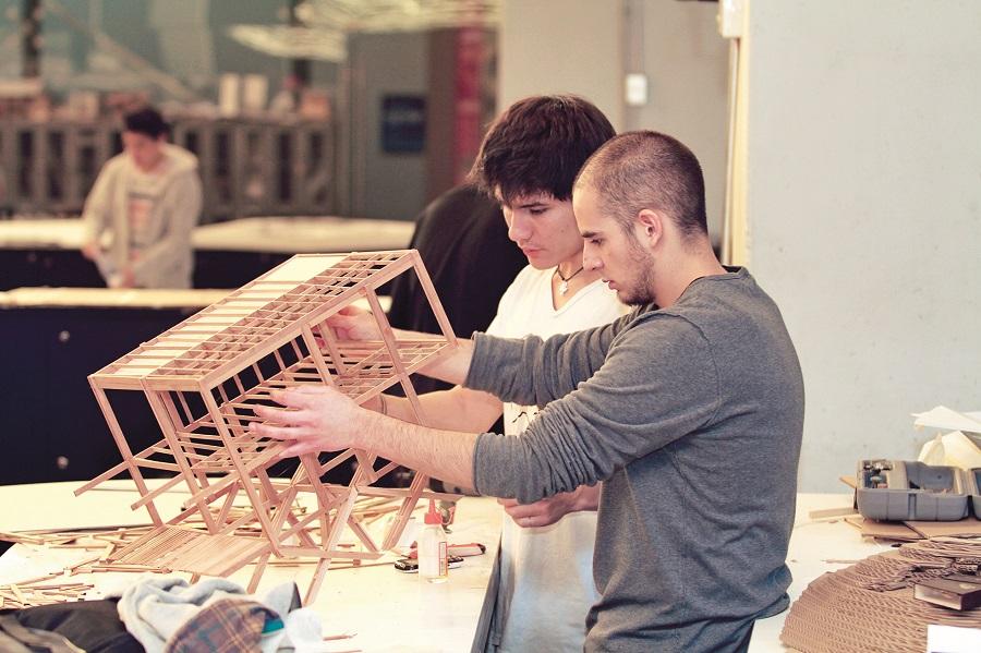 Facultad de arquitectura arte y dise o uss 2018 for Carrera de arquitectura
