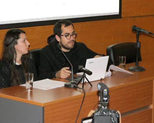Charla de Azócar Catrón finalizó Ciclo de Cultura Arquitectónica primer semestre.