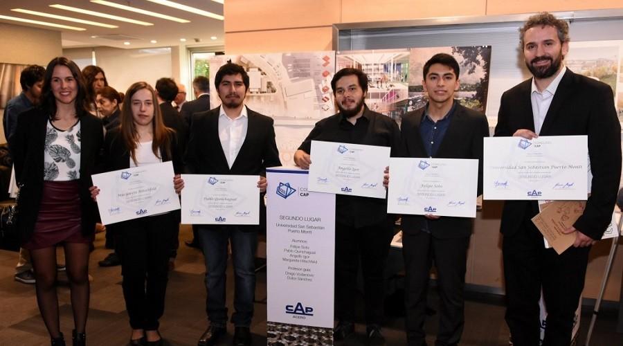 Estudiantes Arquitectura CAP 2017