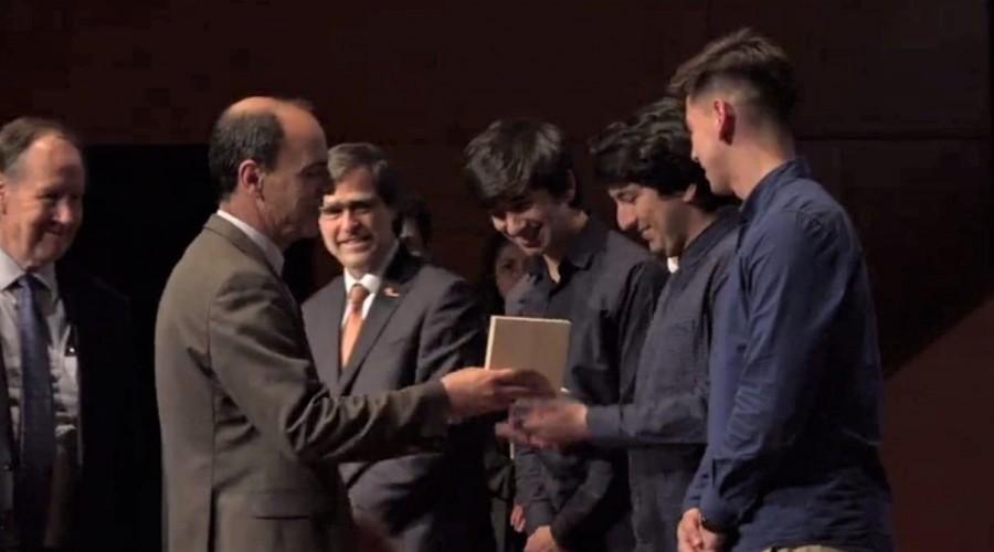 Estudiantes USS Concepción lograron primer lugar en Concurso Nacional de Arquitectura Madera21-Corma (3)