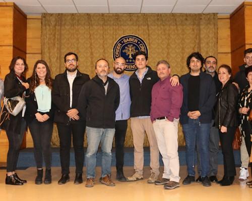 Ganadores del concurso Corma presentaron sus proyectos