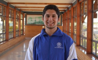 Alumno de la USS Puerto Montt cursará pasantía académica en España