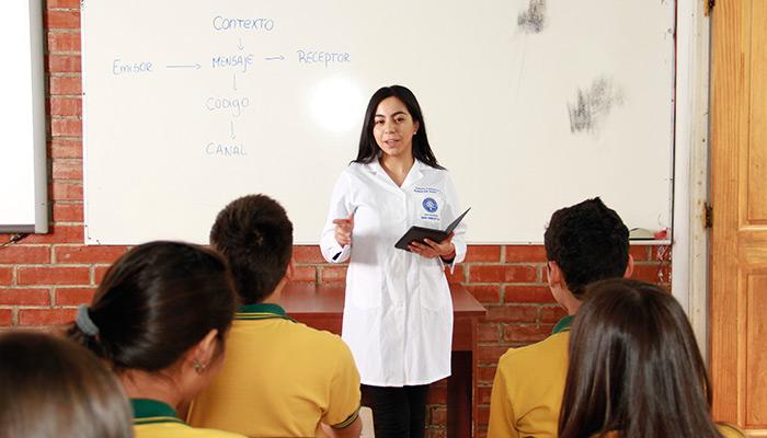 Pedagogía Media en Lenguaje y Comunicación en la USS