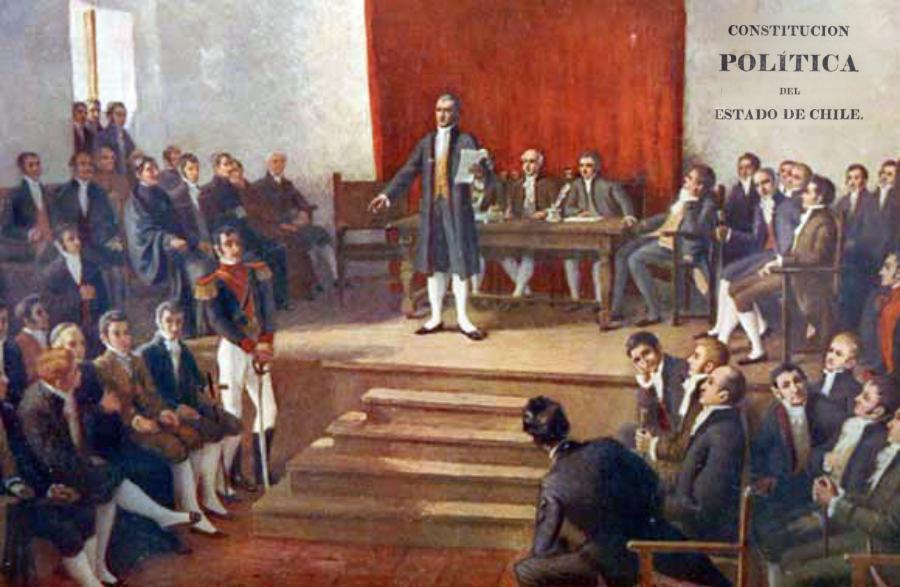 Cambiar la Constitución y el sino de Chile