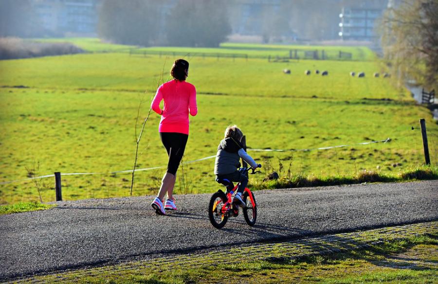 Obesidad infantil e inactividad física