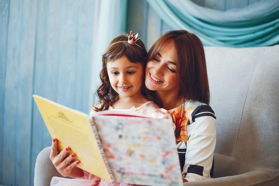 Lectura como espacio de diálogo para manejar las emociones de los niños en tiempos de crisis