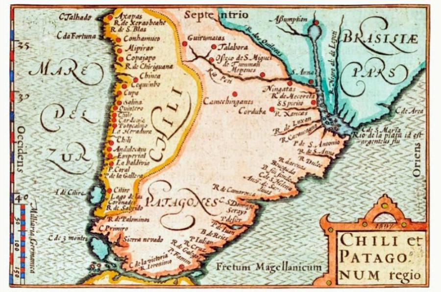 Ciudad de los Césares La utopía a través de la historia