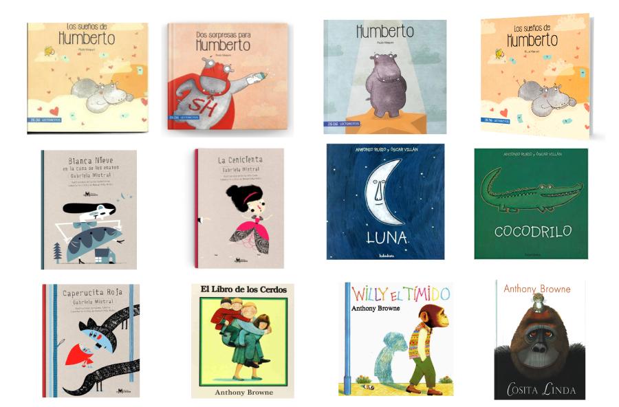 Navidad y fomento lector Libros en la primera infancia