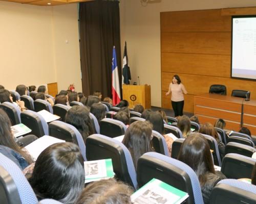 Educación Parvularia de la USS Concepción convocó a seminario en Campus Las Tres Pascualas.
