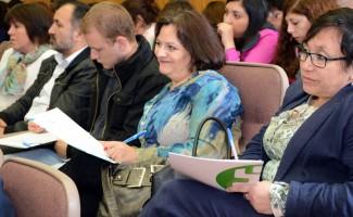 A la jornada asistieron académicos de 14 escuelas de pedagogía del país