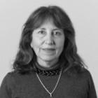 Gilda Padilla foto blanco y negro