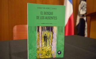 """""""El bosque de los ausentes"""" es la segunda obra del docente USS Sebastián Núñez."""