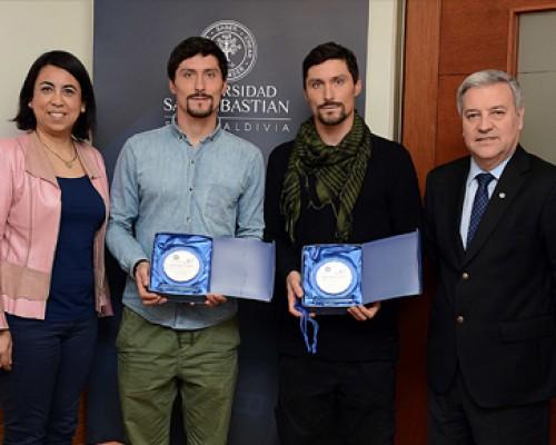 Educación Física USS reconoció logro de egresados en Juegos Panamericanos