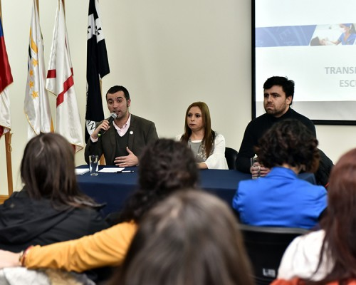 La Red de Egresados USS Valdivia organizó el primer encuentro con la Facultad de Educación, oportunidad donde se abordó la inclusión en la educación.