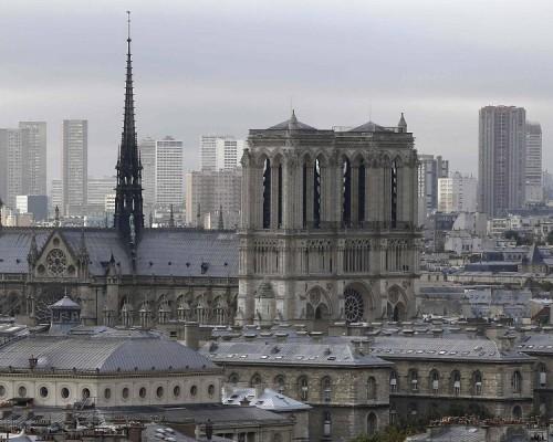 Catedral de Notre Dame, símbolo de Occidente