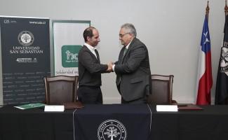 La alianza permitirá que los estudiantes realicen prácticas en los centros de la fundación.