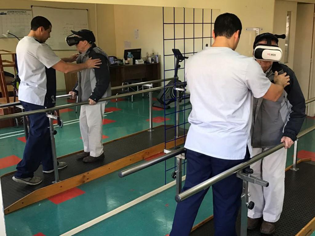 realidad virtual y adultos mayores