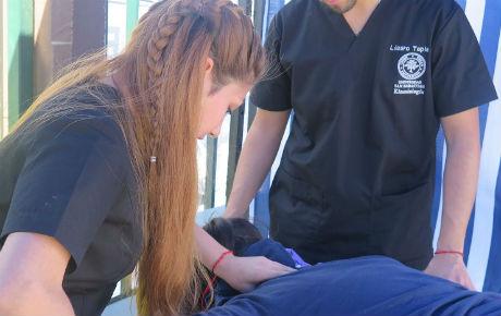 Kinesiología USS: profesionales multifacéticos al servicio de la salud